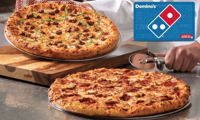 Domino's Pizza - Tamiami Traditional