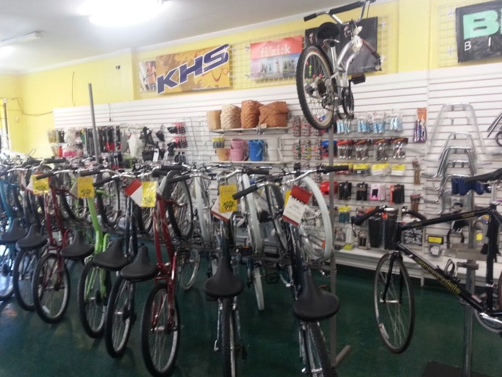 Family Bicycle - Lake Worth Establishment