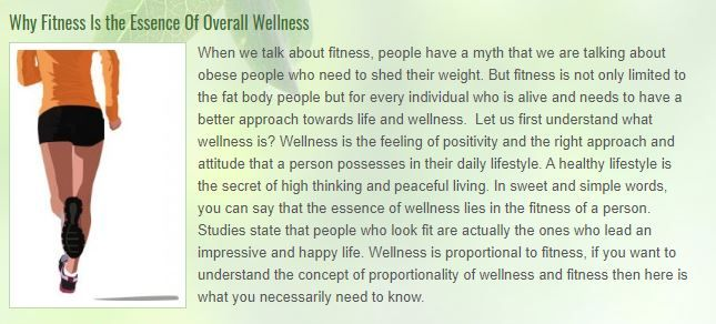 Fitness Matters - Fort Worth Webpagedepot