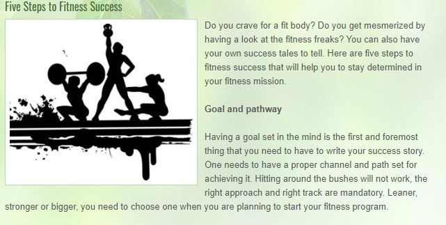 Fitness Matters - Fort Worth Accommodate