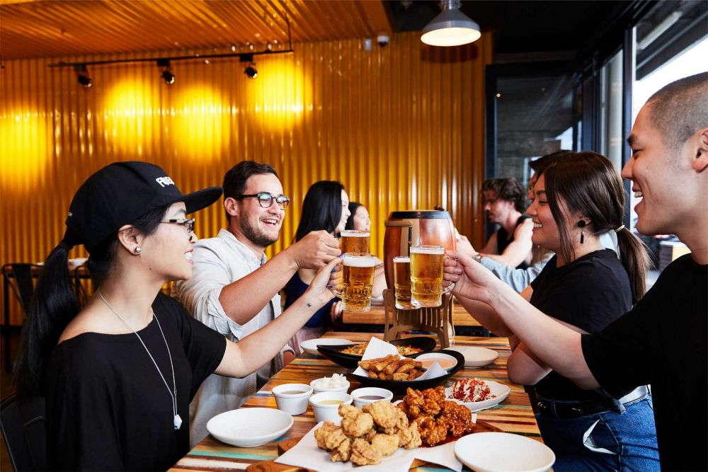 Gami Chicken & Beer - Melbourne Accommodate