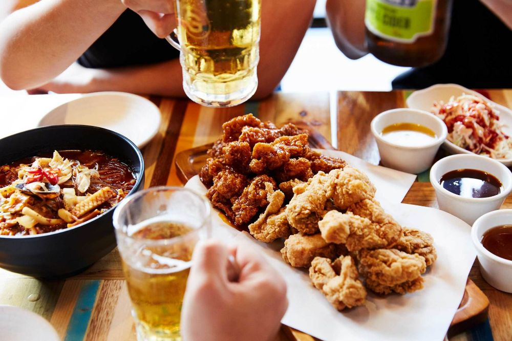 Gami Chicken & Beer - Melbourne Cleanliness
