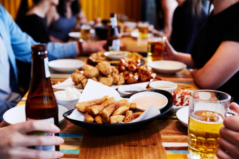 Gami Chicken & Beer - Melbourne Restaurants
