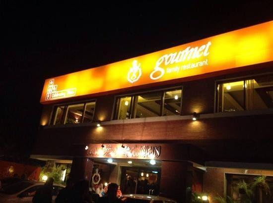 Gourmet Restaurant - Lahore Webpagedepot