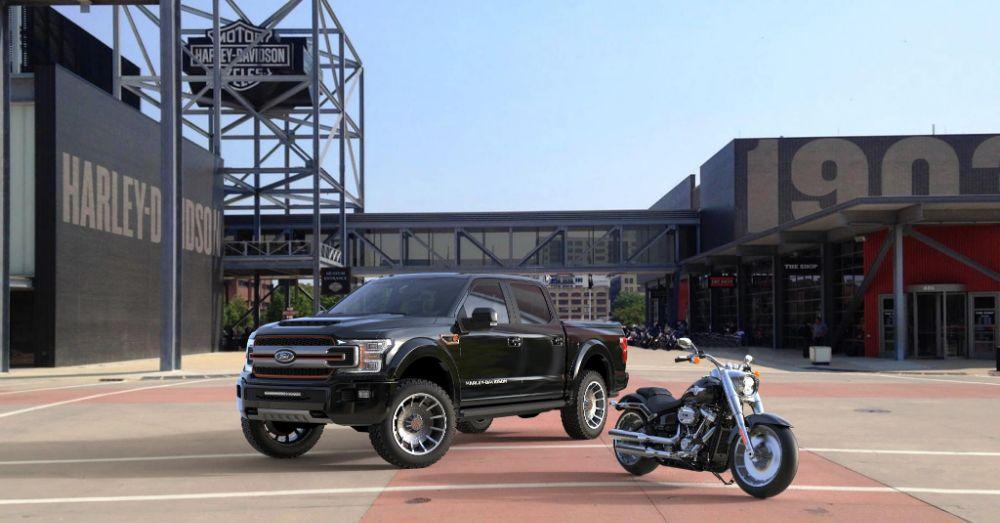 Harley-Davidson - Dronningens Gade Manufacturer