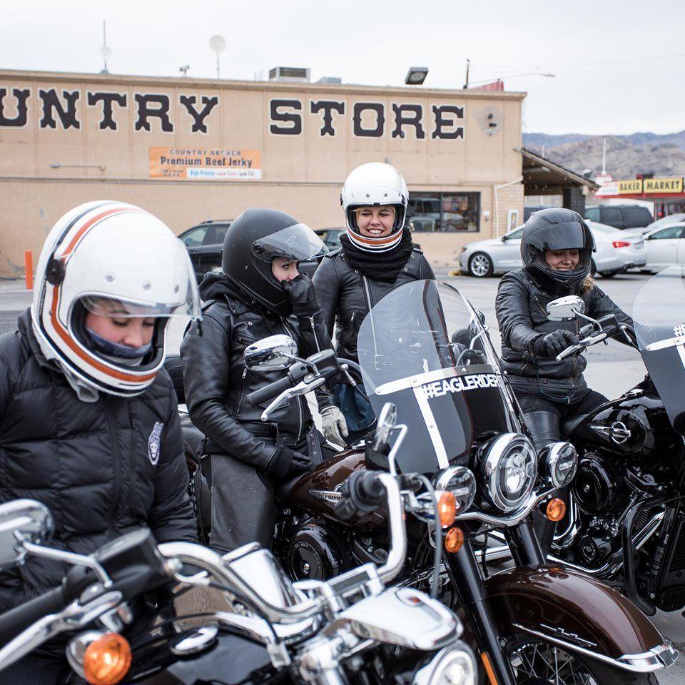 Harley-Davidson - Dronningens Gade Regulations