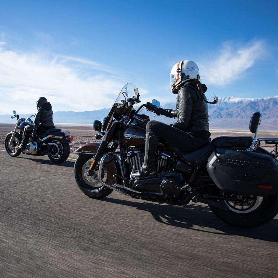 Harley-Davidson - Dronningens Gade Informative