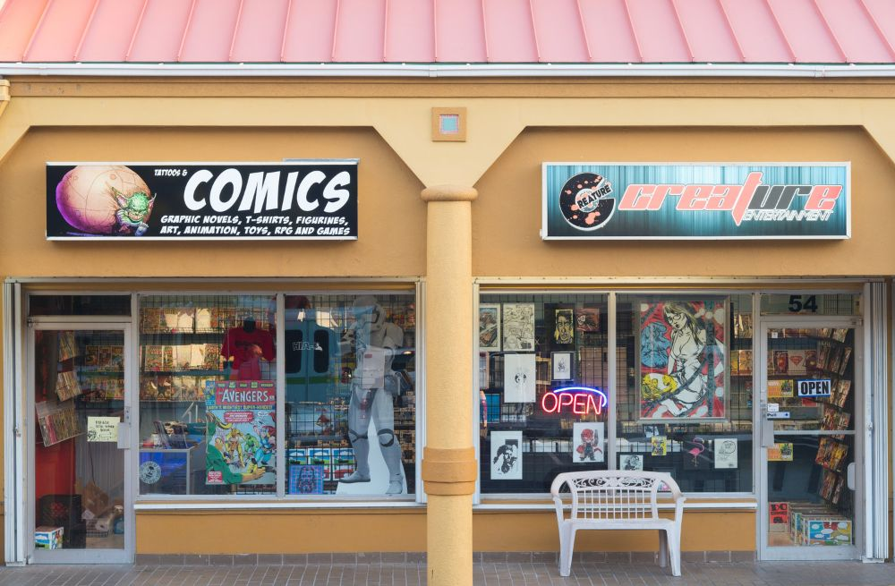 Goblin's Heist Comics - Hialeah Accommodate