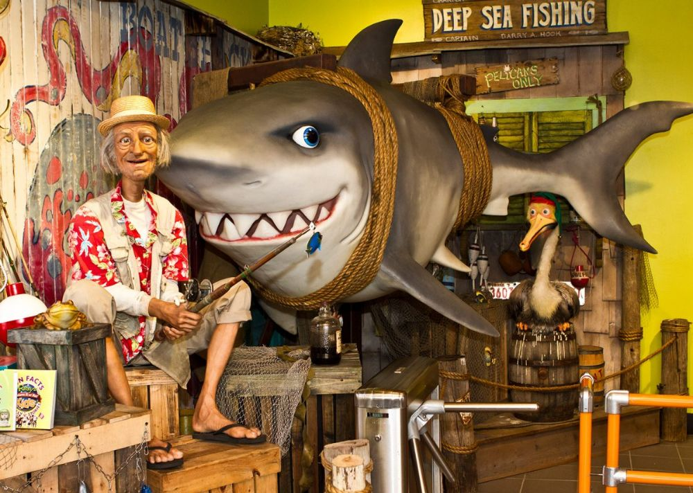 Ripley's Believe It or Not! - Key West Audio/mobile