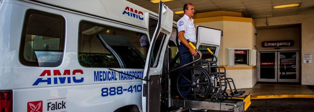 AMC Medical Transportation - Miami Informative