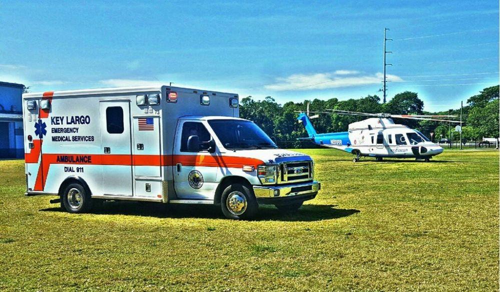 Key Largo Volunteer Ambulance - Key Largo Combination