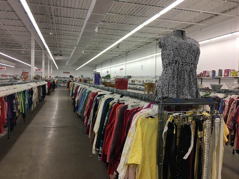 Red White & Blue Thrift Stores - Hialeah Maintenance