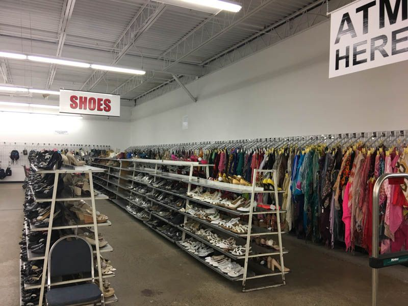 Red White & Blue Thrift Stores - Hialeah Combination