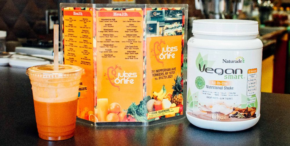 Juices For Life - Brooklyn Convenience