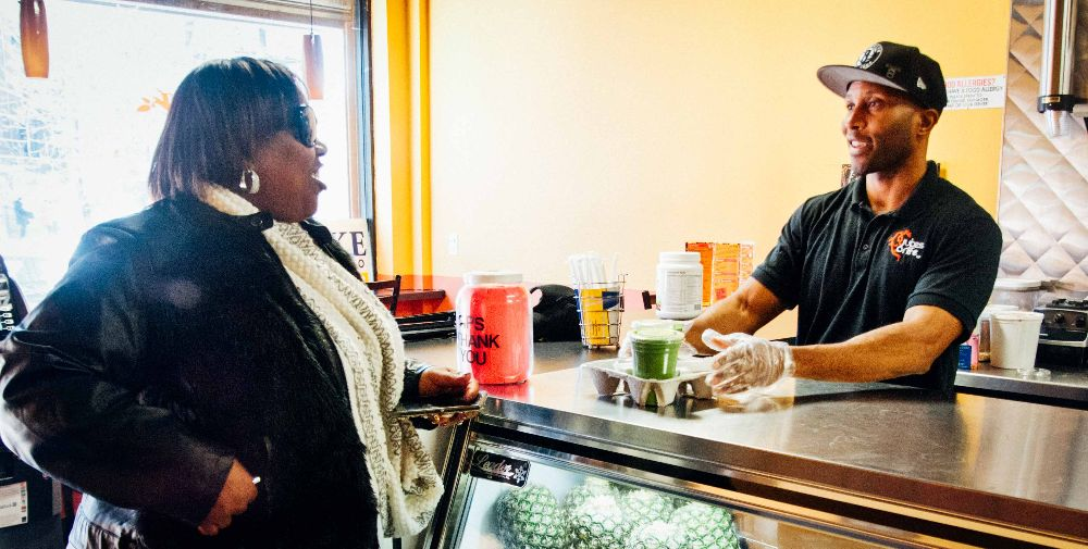 Juices For Life - Brooklyn Information