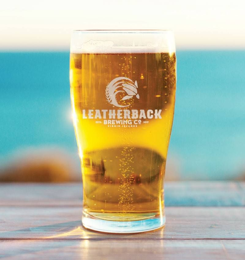 Leatherback Brewing Company - St Croix Organization