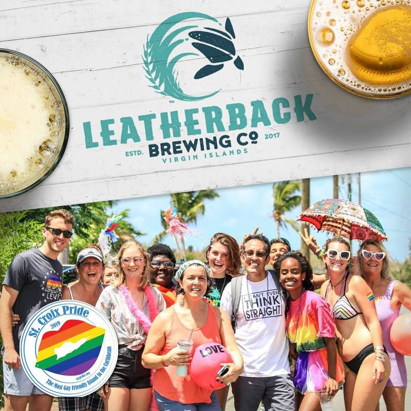 Leatherback Brewing Company - St Croix Regulations