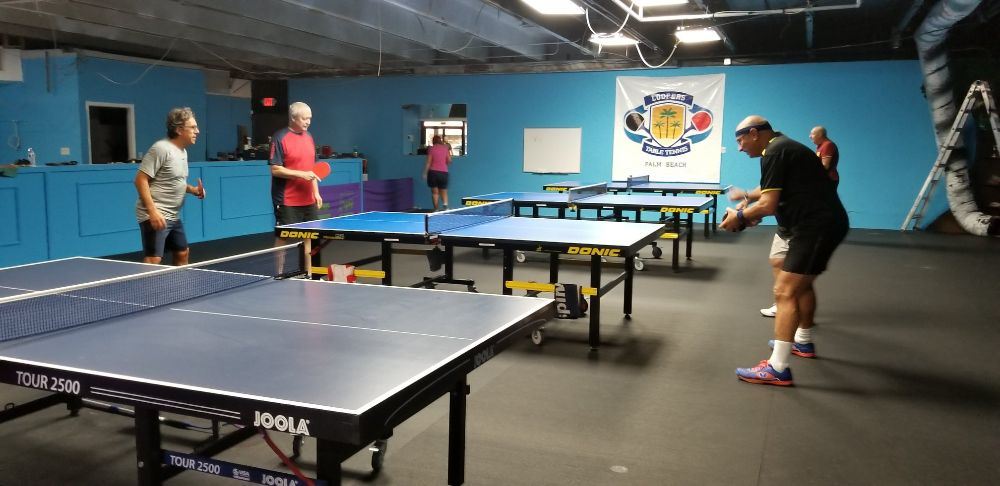 Loopers Table Tennis of Palm Beach - Lake Worth Accessibility