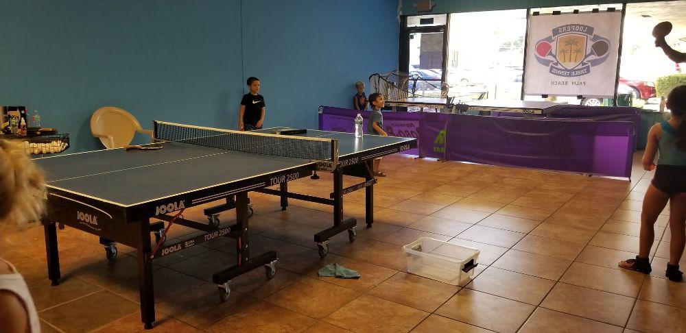 Loopers Table Tennis of Palm Beach - Lake Worth Webpagedepot