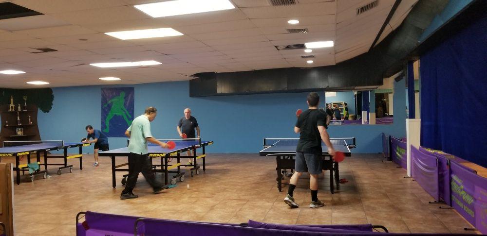 Loopers Table Tennis of Palm Beach - Lake Worth Establishment