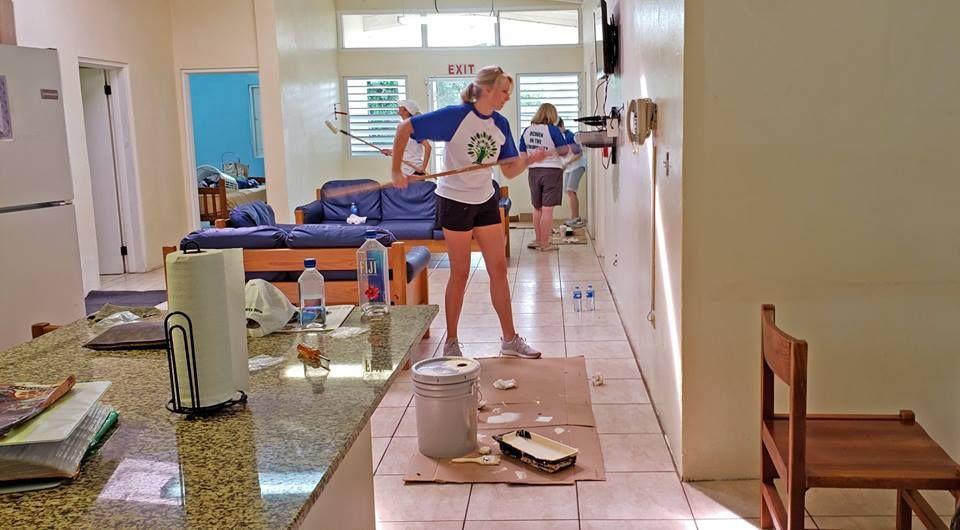 Lutheran Social Services of the Virgin Islands - St Croix Maintenance