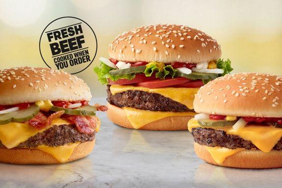 McDonald's Webpagedepot