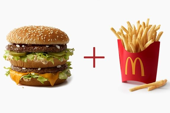 McDonald's Comfortable