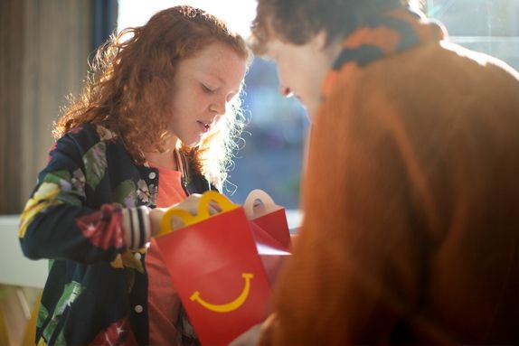 McDonald's Traditionally