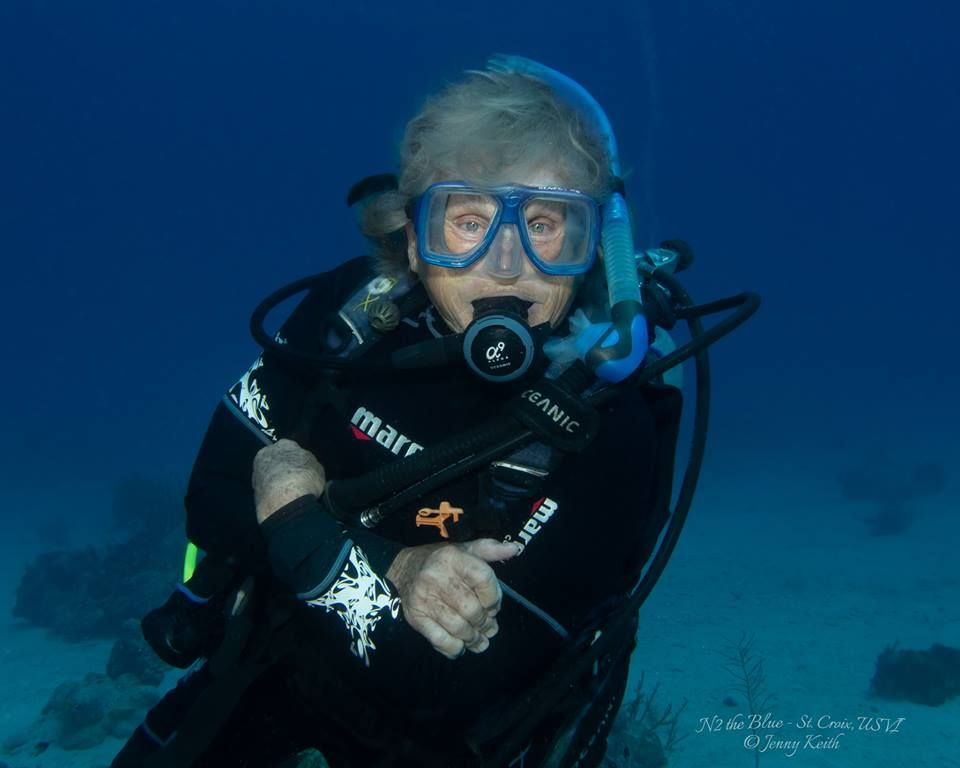 N2theBlue Scuba Diving - St Croix Contemporary