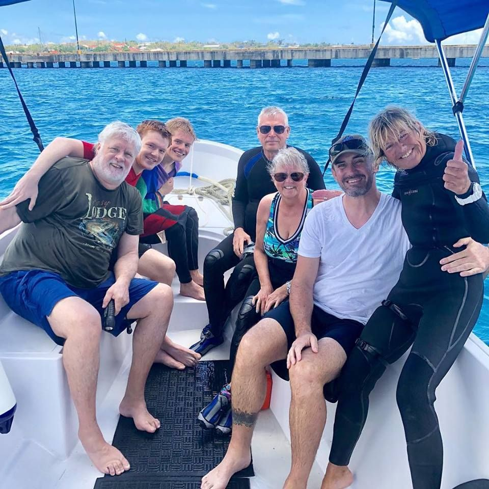 N2theBlue Scuba Diving - St Croix Webpagedepot
