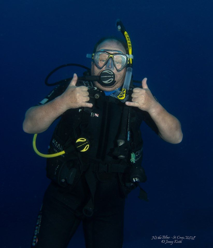 N2theBlue Scuba Diving - St Croix Accommodate