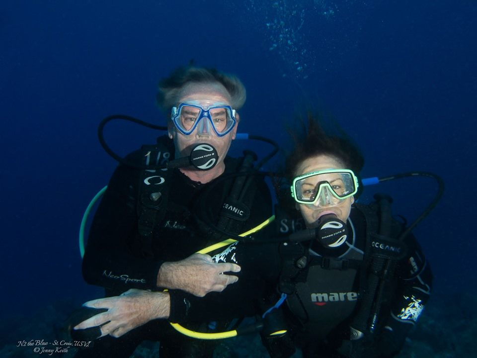 N2theBlue Scuba Diving - St Croix Informative