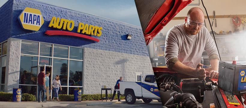 NAPA Auto Parts - St Croix Establishment