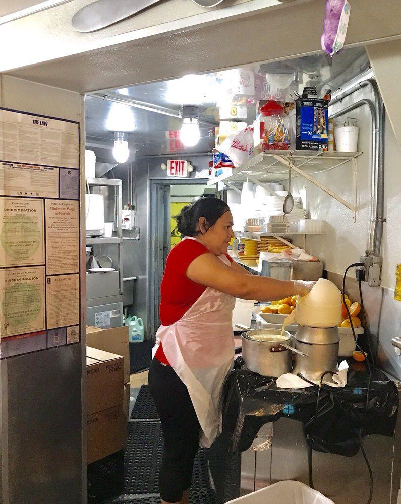 Enriqueta's Sandwich Shop - Miami Regulations