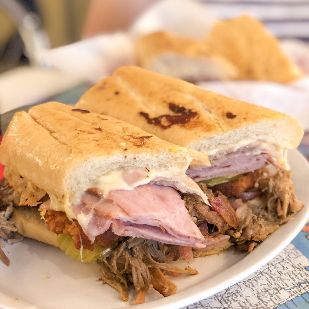 Enriqueta's Sandwich Shop - Miami Restaurants