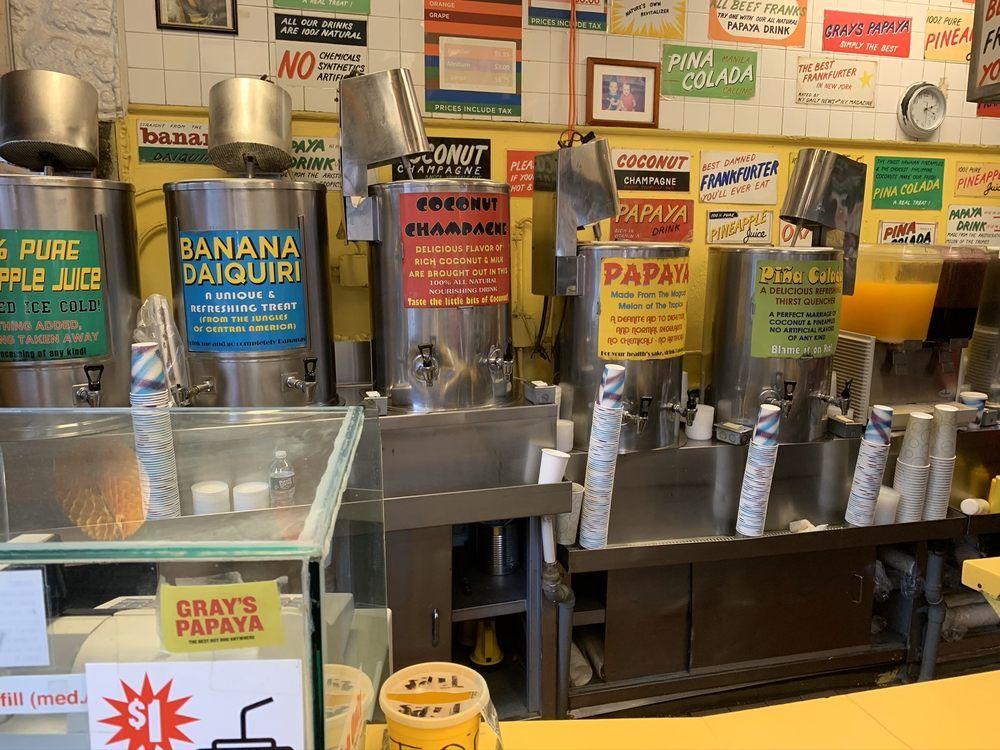 Gray's Papaya - New York Accommodate