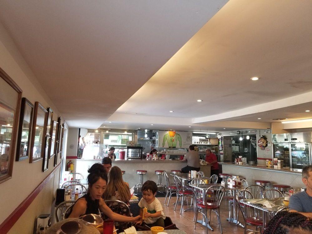 Enriqueta's Sandwich Shop - Miami Wheelchairs