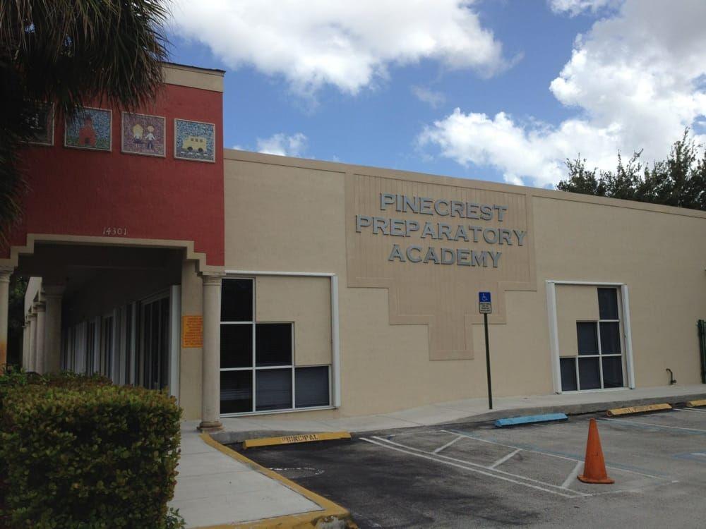 Pinecrest Preparatory Academy - Tamiami Informative