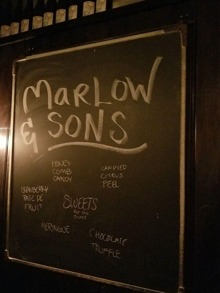 Marlow & Sons -  Brooklyn Accommodate