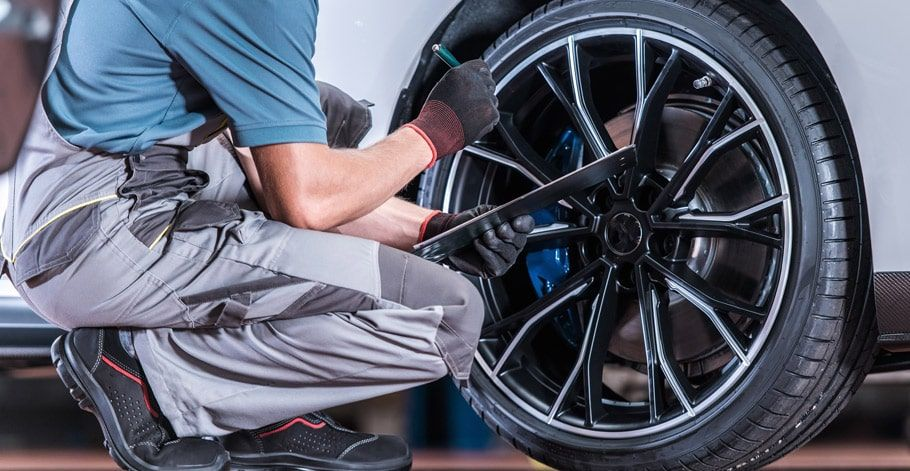 Emergency Mobile Tire Repair