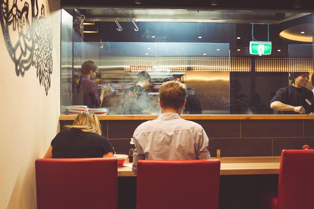 Ikkoryu Fukuoka Ramen - Melbourne Webpagedepot