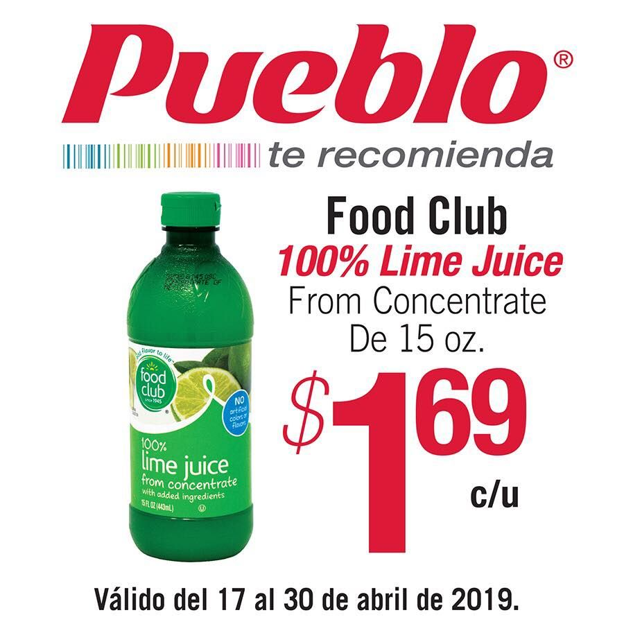 Pueblo Super Market at Golden Rock - St Croix Establishment