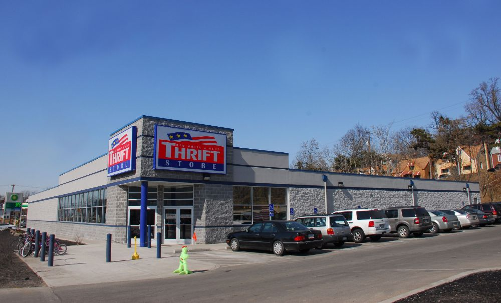 Red White & Blue Thrift Stores - Hialeah Information