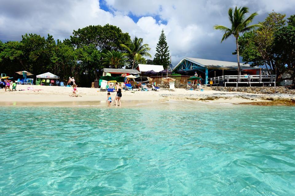 Rhythms at Rainbow Beach - St Croix Accommodate