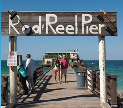 Rod and Reel Pier Florida - Anna Maria Entertainment