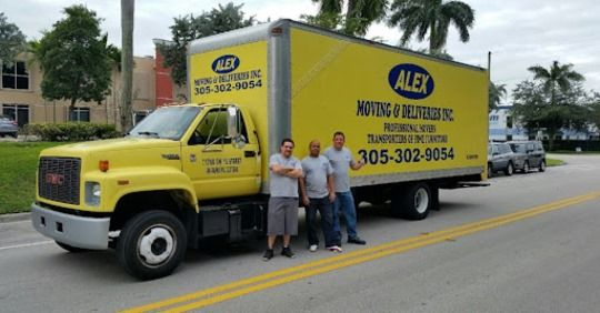 Alex Moving & Delivery Inc. - Tamiami Wheelchairs