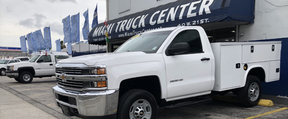 Miami Truck Center - Hialeah Questions