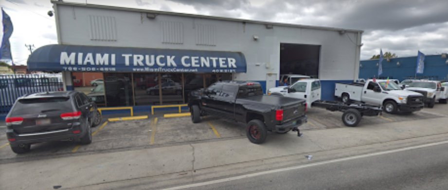 Miami Truck Center - Hialeah Convenience