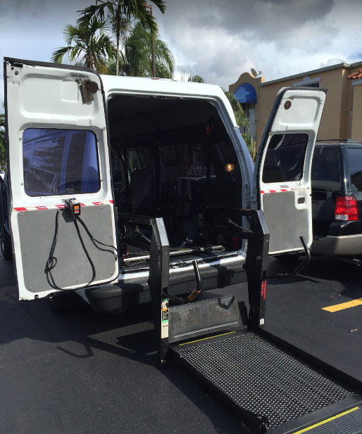 Medical Care Transportation - Miami Regulations
