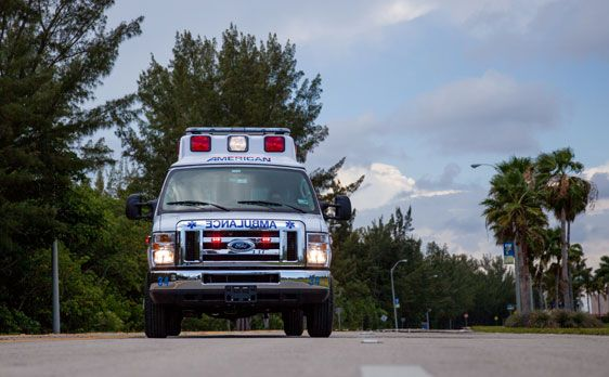 American Ambulance Inc - Miami Information